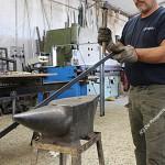 Battitura ferro